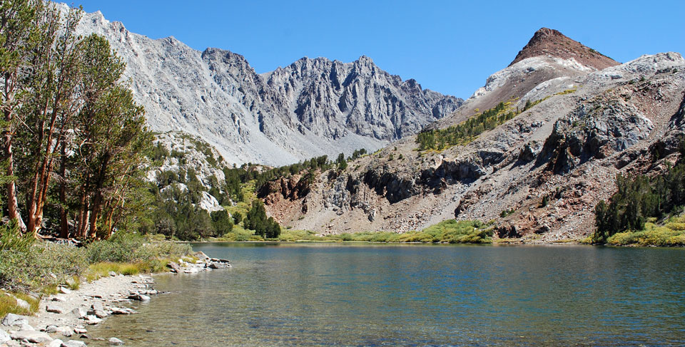 Photo of the Bull Lake