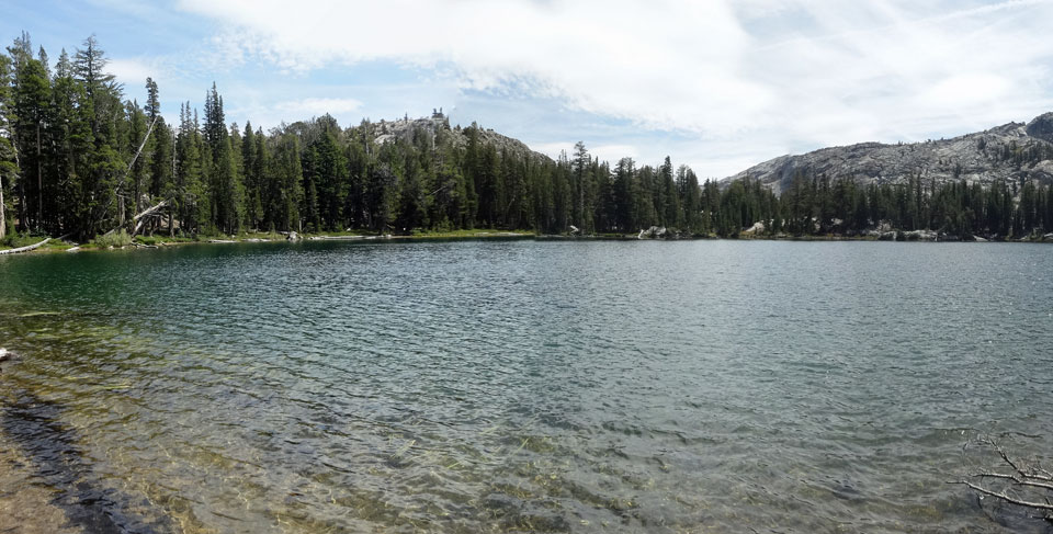 Photo of Cinko Lake, Mono County, CA