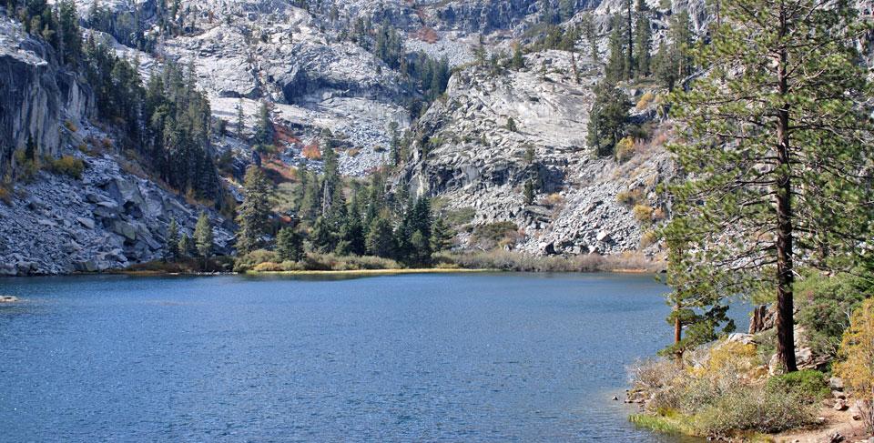 Fishing Eagle Lake El Dorado County Daves Sierra Fishing