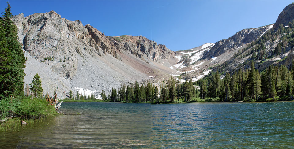 Fern Lake Fishing | June Lake Loop