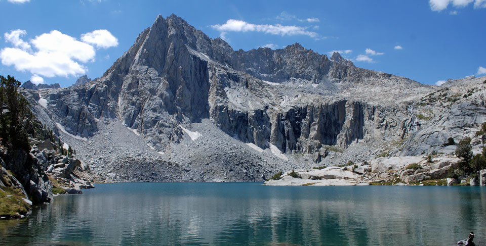 Photo of Hungry Packer Lake, Sabrina Basin, CA