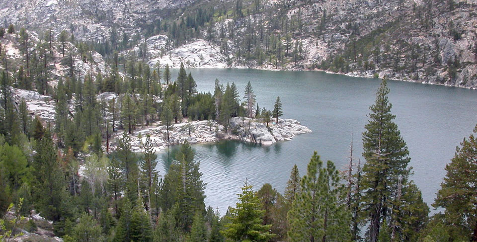 Photo of Relief Reservoir, Tuolumne County, CA