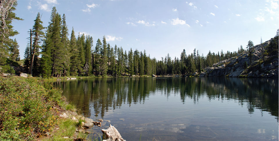 Photo of Round Lake, Nevada County, CA