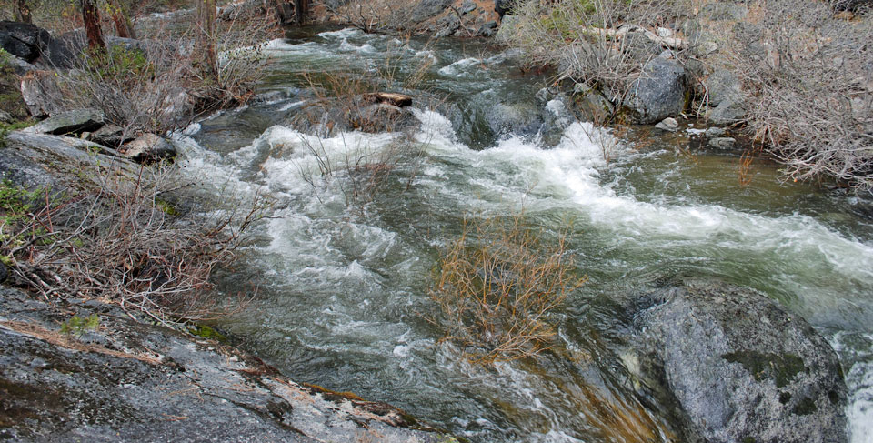 Photo of Stanislaus River