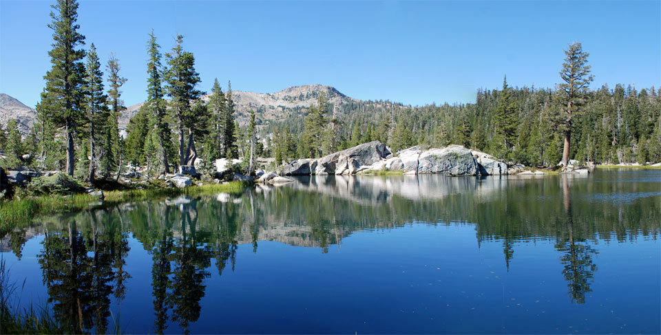 Photo of Wrights Lake, Crystal Basin, El Dorado County, CA